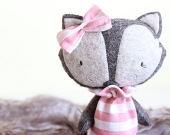 Stuffed Animal Custom | Fox-Girl