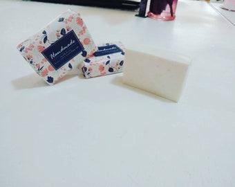 Crystal OS Oatmeal & Shea Butter Soap