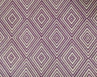 Amethyst woven geometric home decor Mulripurpose upholstery fabric