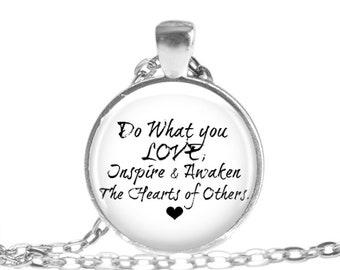 Inspirational Gifts Teacher Necklace Teacher Gift Teacher Jewelry Teacher Appreciation Thank you Gift Graduation Gift Graduation Necklace