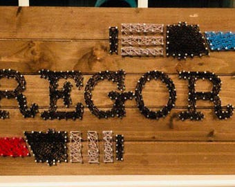 MADE TO ORDER String Art