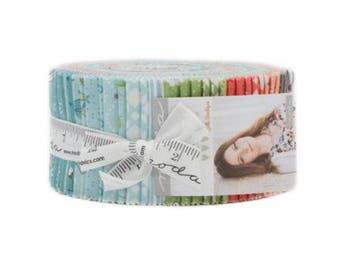 SPRING SALE - Nest - Jelly Roll - Lella Boutique for Moda Fabrics