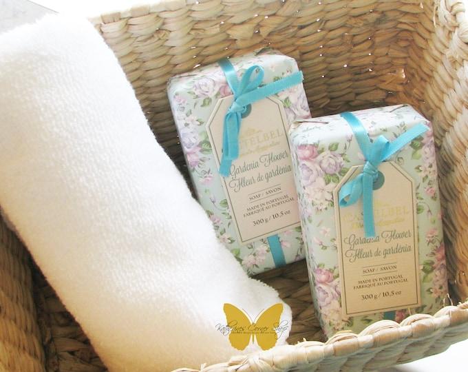 Gardenia Flower Soap