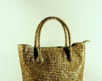 Kayama woven cobra skin