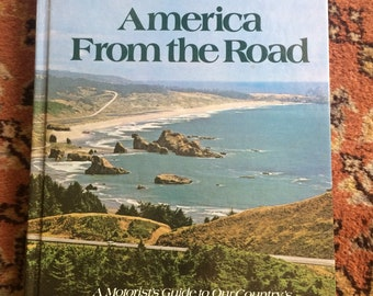 Reader's Digest America From the Road Hardcover 1982