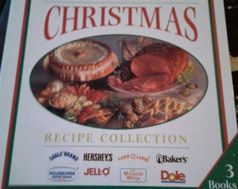 1991 Favorite Brand Name Recipes- Treasury of Christmas recipe collection