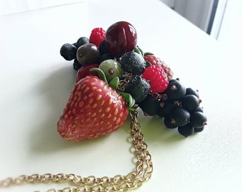 """Chain with Charm """"Endless berries"""", Example"""