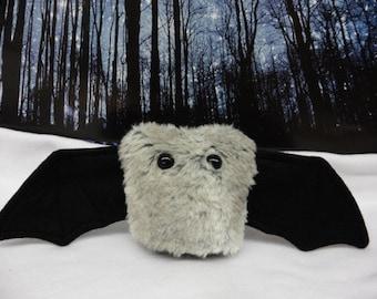 Dusky The Scrappy Bat Stuffed Animal, Plush