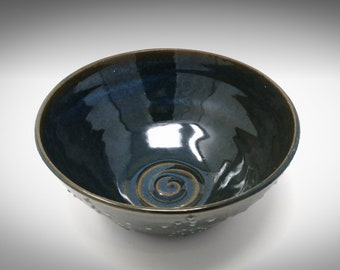 Oribe Slip-Trailed Bowl