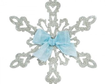 Sizzix Thinlits Die - Snowflake by Sharyn Sowell
