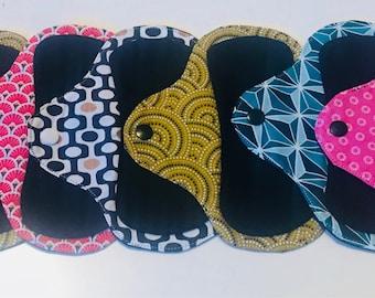 Protect washable underwear (PBUH fabrics 100% oeko TeX certified)