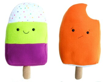 Sweetie the Popsicle PDF Sewing Pattern - Beginner Friendly with Step-by-Step Instructions and Photos