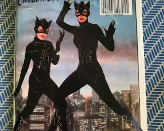 Vintage Cat Woman Butterwick 6378 Sewing Pattern