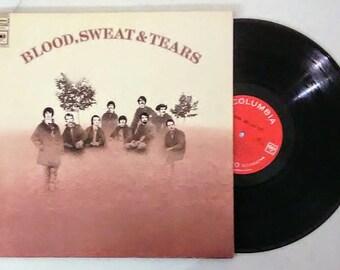"Blood Sweat & Tears ""Self Titled"" (Columbia CS 9720, 1969 LP, gatefold) Jazz, Rock, Funk / Soul, Blues Rock, Jazz-Funk, Jazz-Rock Vinyl LP"