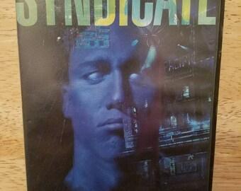 Syndicate - Sega Genesis (Complete & Authentic)