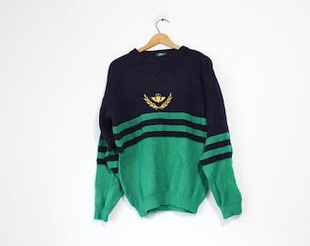 Vintage Ireland Irish Claddagh Sweater