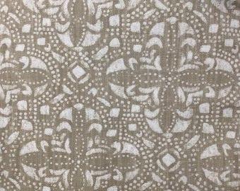Sandoval Latte Lacefield fabric home decor Mulripurpose