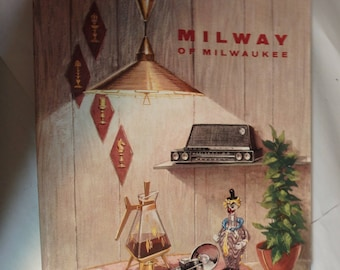 1959 MILWAY of Milwaukee catalog 600 pages