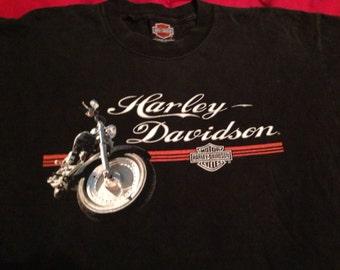 Vinyage Harley Davidson shirt