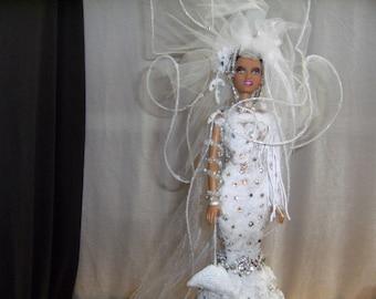 Air freshener   Bride fashion doll