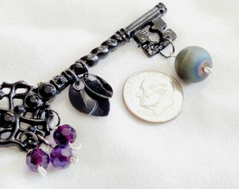 Key to the Black Emporium - Pin