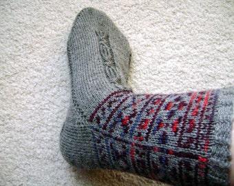 Domovina Sock Pattern