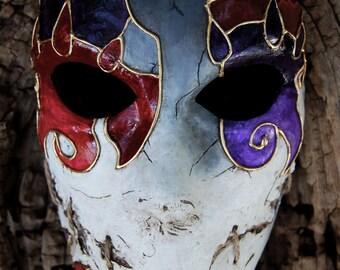 Jack de lames masque