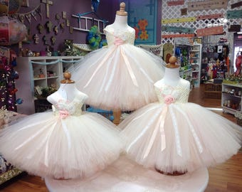 Floor Length Tutu Dresses