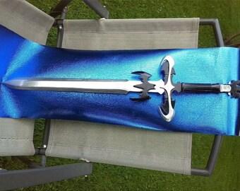 Batman sword aluminum sculpted new decoration or custum