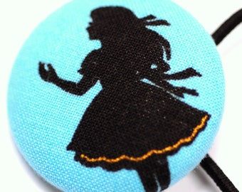 Alice's New Dress Hair Button