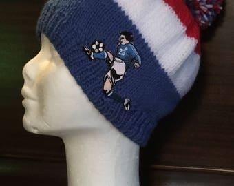 Child wool hat