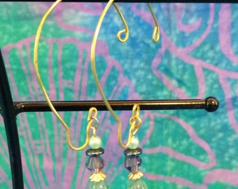 Kids non pierced dangle earrings
