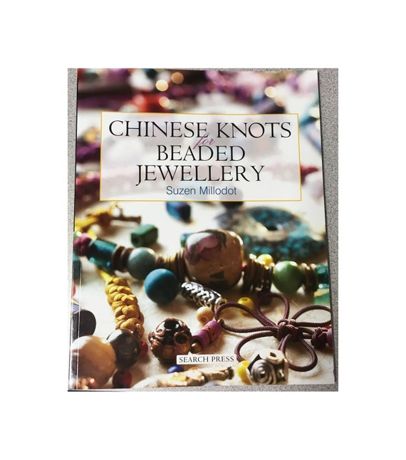 Chinese Knots for Beaded Jewelry by Suzen Millodot