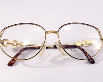 Chritian Dior vintage eyewear from 80s