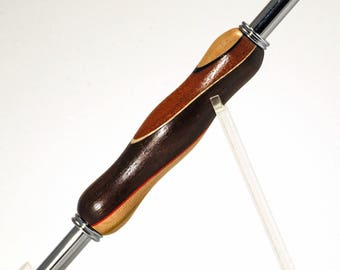 Seam ripper Great gift for seamstress, tailor, quilter, or sewer - double bladed - crafted with a laminated wood handle. Custom seam ripper.