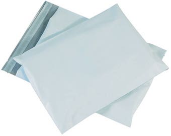 Poly Mailer Bags Tamper-Proof Shipping Envelopes 2.5MIL Opaque White Mailers