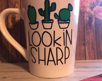 Lookin Sharp Mug