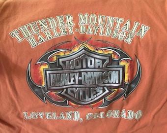 Harley Davidson Loveland Tee Shirt