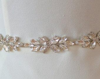 "Jaxie ""Camilla"" Bridal Belt"