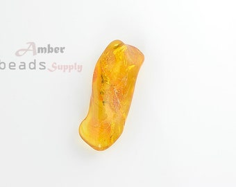 Baltic Amber Stone, 1 Piece, 2520/44