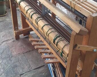 Vintage Weaving Loom