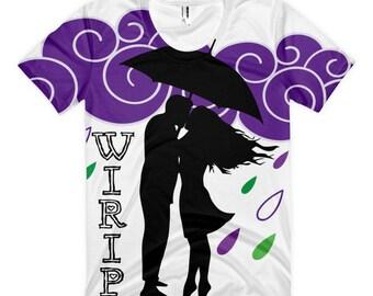 Twiddle Women's When It Rains It Pours t-shirt
