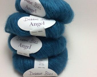 Debbie Bliss Angel (Dark Teal)