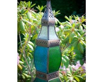 Mariana Menara Ornate Marrakech Lantern