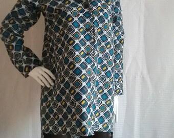 African shirt, Kitenge shirt