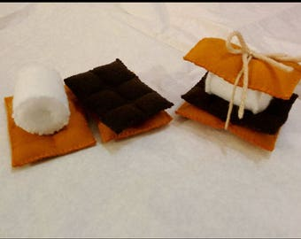 S'more Kit - Imaginative Play - Pretend Play