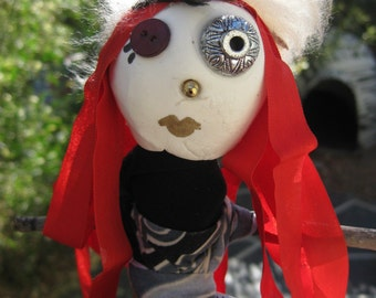 Custom Lucky Voodoo Doll