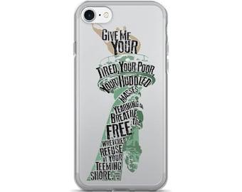 Lazarus Immigration iPhone 7/7 Plus Case