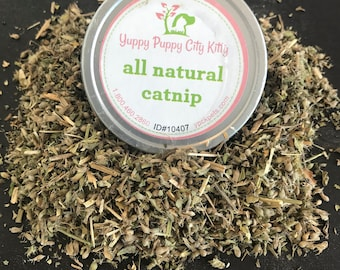 All Natural Catnip for Cats and kittens