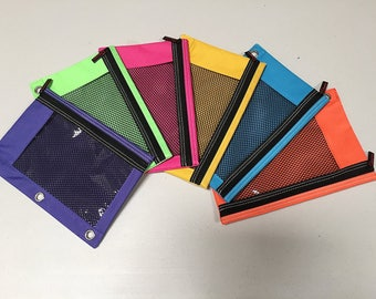 OMURA NEON Pencil Pouch
